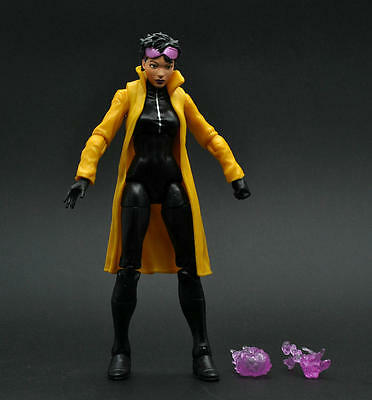 X-Men Marvel Legends BAF Build a Figure Jubilee loose Auction Figure ZX460
