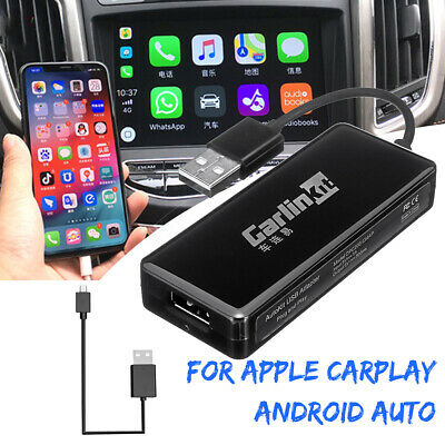 Usb Dongle Carplay Ricevitore 1080P Android Auto Autoradio Lettore Per Iphone