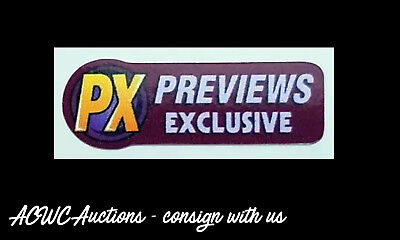 Funko POP! - Replacement Sticker - PX Previews Exclusive (Old)