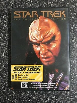 Star Trek The Next Generation (collectors edition) TNG 7 DVD