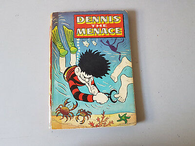 DENNIS THE MENACE ANNUAL 1960 from Beano Comic -
