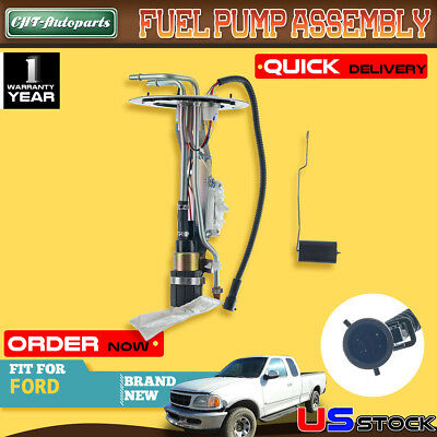 High Performance Fuel Pump /& Assembly For 97-98 Ford F-150 4.2L 4.6L 5.4L E2221S