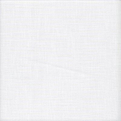32 count Fabric Flair Evenweave Cross Stitch Fabric Antique White 49x90cm