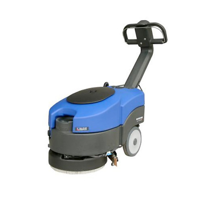 "Dulevo H402M 14"" Battery walk behind automatic scrubber drier"