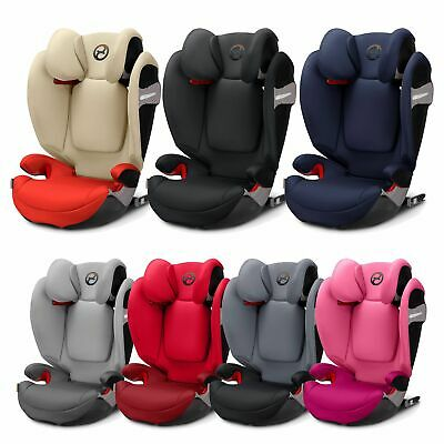 Cybex Solution M Group 2 / 3 Foward Facing R44/04 3 Point Child / Kids Car Seat
