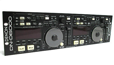 Denon RC-D60 Remote Controller for DN-D6000 Dual DJ CD / MP3 Player