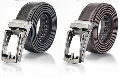 HOT New Comfort Click Belt for Men Black or Brown As Seen on TV - SHIPS TODAY