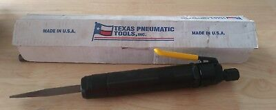"""""""new"""" Texas Pneumatic Tx1B-Ltcs Lever Throttle Chisel Scaler ~Usa Made!"""