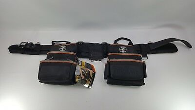 Klein Tools 55429 Tradesman Pro Electrician's Tool Belt, X-Large - New