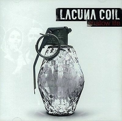 Shallow Life [Deluxe Edition] [Bonus CD] LACUNA COIL 2 CD SET EXTRA 12 SONGS