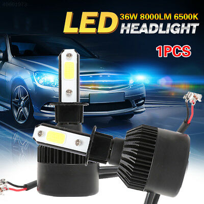 18F3 S2 H3 36W Light Bulbs Safety Front Lamp Car Accessories LED Headlight