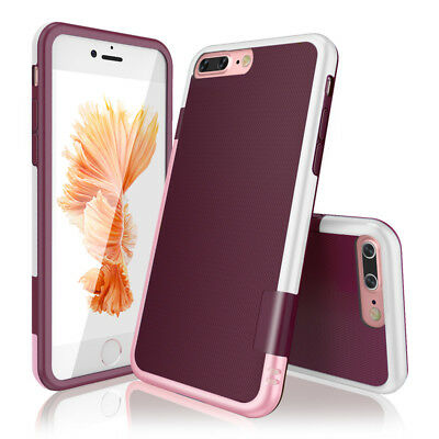 """For iPhone 7 8 Plus 5.5"""" [TILL] Hybrid Shockproof Hard&Soft ProtectiveCover Case"""