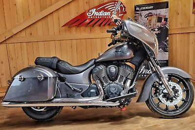 INDIAN CHIEFTAIN / ex demo new unregistered NEW PRICE