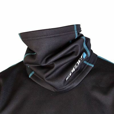 Spada Motorcycle Motorbike Chill Factor2 Breathable Neck Guard Black