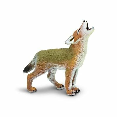 Miniature Dollhouse Fairy Garden Howling Coyote - Buy 3 Save $5