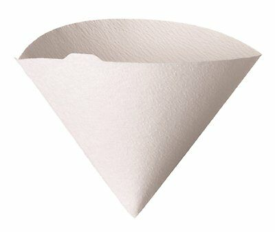 Hario V60 VCF-01-100W Paper Filter 01W Dripper 100 Sheets 1-2 Cups Free Shipping