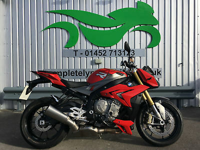 Bmw S 1000 R Sport Abs 2014 ** Only 9445 Miles From New - 1 Owner **