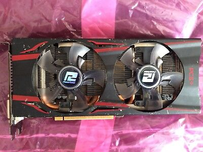 AMD RADEON R9 270x 2GB Powercolor PCS+ Nr 960 1050 GTX