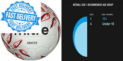 Mitre Shooter Match Netball
