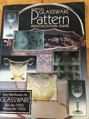 Florence's Glassware Pattern Identification Guide  1998