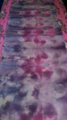 HAND DYED CROSS Stitch Fabric 32 Count Murano 18x26
