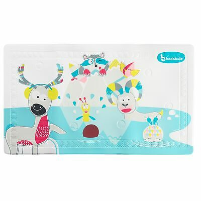 Badabulle Forest Animal Themed Temperature Sensitive Baby / Infant Bath Mat