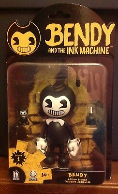 Bendy And The Ink Machine BENDY Series 1 Action Figure MOC