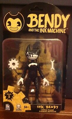 Bendy And The Ink Machine INK BENDY Series 1 Action Figure MOC