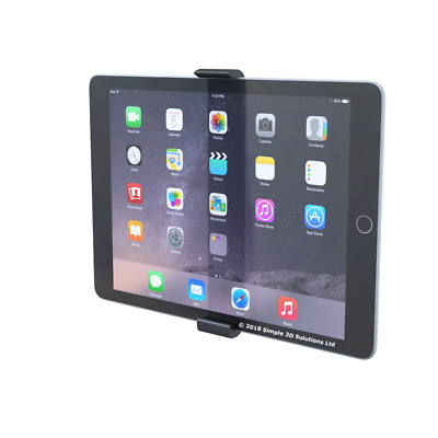 Apple iPad Mini Tablet Wall Mount Bracket Holder with fixings - White/Black/Grey