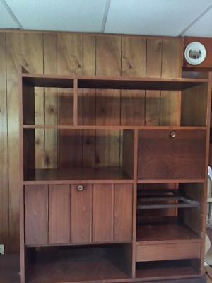 Mid-Century 1960 Wall Unit by Mainline by Hooker