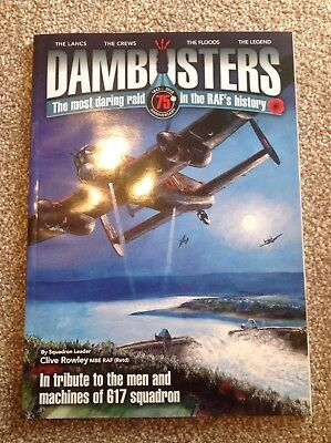 Dambusters The Most Daring Raid in the RAF's History bookazine 75th anniversary