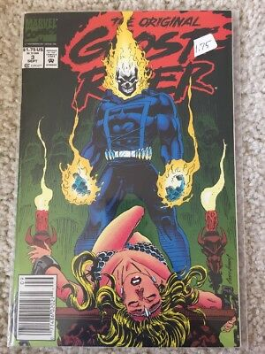 THE ORIGINAL GHOST RIDER #3 (Marvel) VF Cond!