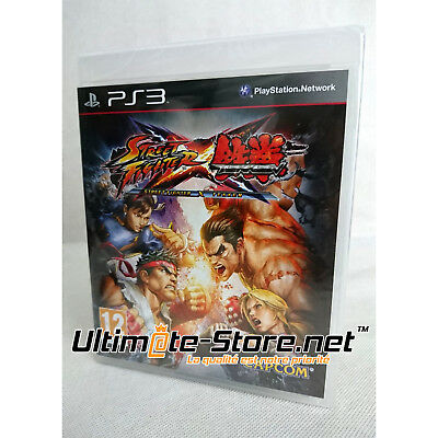 Jeu PlayStation 3 - STREET FIGHTER X TEKKEN - Neuf sous Blister Officiel PS3
