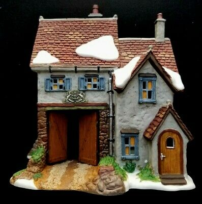 Dept 56 Dickens STUMP HILL GATEHOUSE Department 56 D56