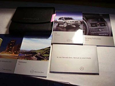 2011 Mercedes GLK Owners Manual