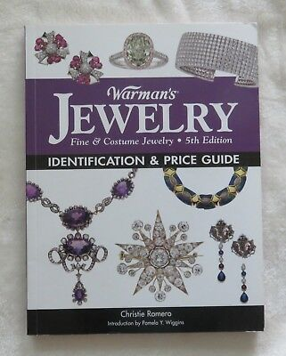 Warman's Jewelry : Identification and Price Guide by Kathy Flood and Christie Ro