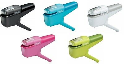 Kokuyo Harinacs Japanese Stapleless Stapler SLN-MSH110 Up To 10 Papers Japan f/s