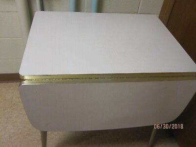 Vintage Formica Drop Leaf Table