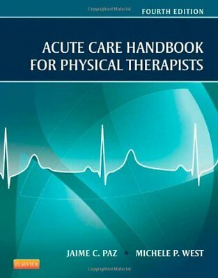 [PDF] Acute Care Handbook for Physical Therapists 4th Edition - Email Delivery