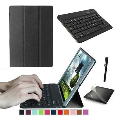 Samsung Tab A 10.5 T590/T595 Tablet Starter Kit - Smart Case + Keyboard