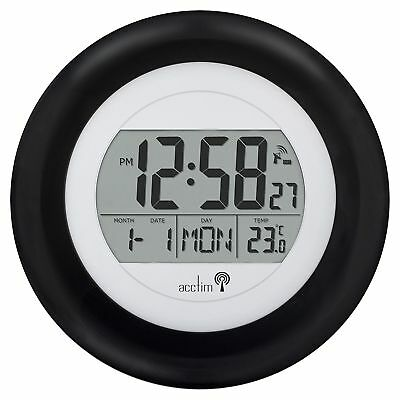 Acctim 'Circus' Radio Controlled Wall Clock