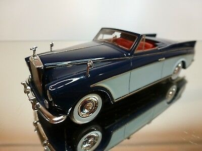 Matrix Rolls Royce Silver Cloud Freestone Webb 1957 - 1:43 - Excellent - 38