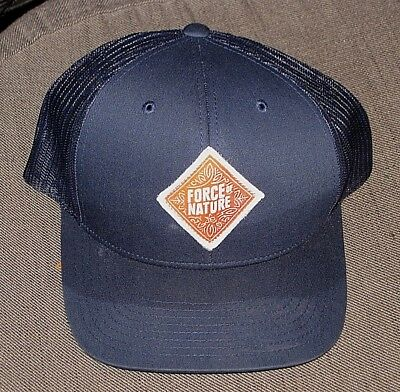 Rei Force Of Nature Navy Snapback Baseball Cap Hat Men s Womens One Size Os 765d08cd1c8