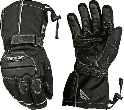 Fly Racing - Aurora Insulated Winter Snow - Touchscreen Ski Snowmobile Gloves