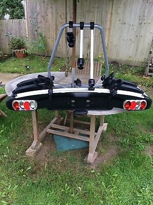GENUINE VOLVO (THULE) Bicycle/Cycle Carrier, Towbar Mounted, 2  Bicycles/Bikes
