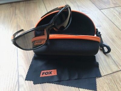 38e95dc441 FOX XT4 POLARISED Sunglasses carp fishing - EUR 14