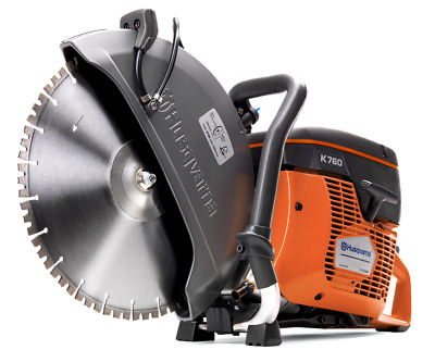"""Husqvarna New K760 14"""" Concrete Cutoff Saw (BLADE NOT INCLUDED) +FREE SHIPPING"""