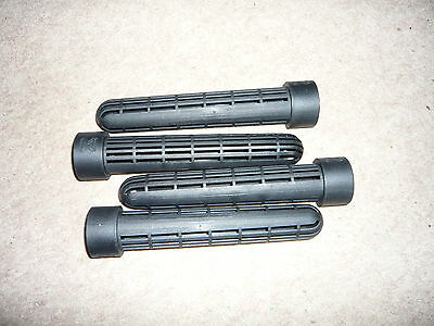 """4 x 1.5"""" SOLVENT WELD PIPE PRE FILTER CAGE KOI FISH POND"""