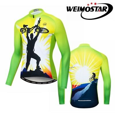 Mens Cycling Jersey Clothing Bicycle Sportswear Short Sleeve Bike Shirt Top XJ91