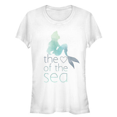 a5e85ed1a NEW DISNEY JUNIORS' The Little Mermaid Ariel Graphic T-Shirt ...